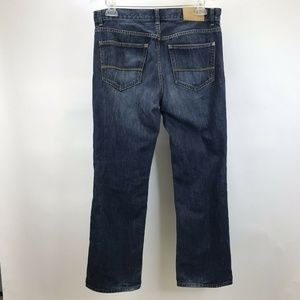 Claiborne By John Bartlett Blue Jeans Standard Fit